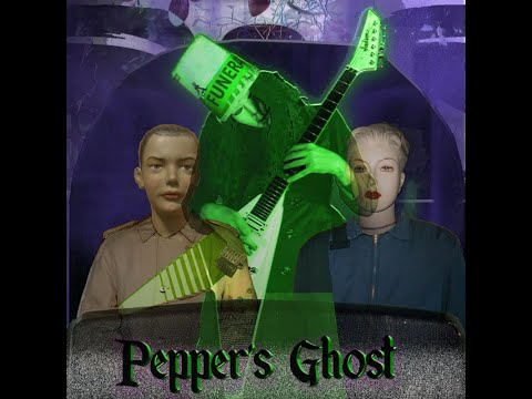 Buckethead - Peppers Ghost