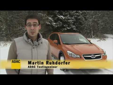 Test: Subaru XV