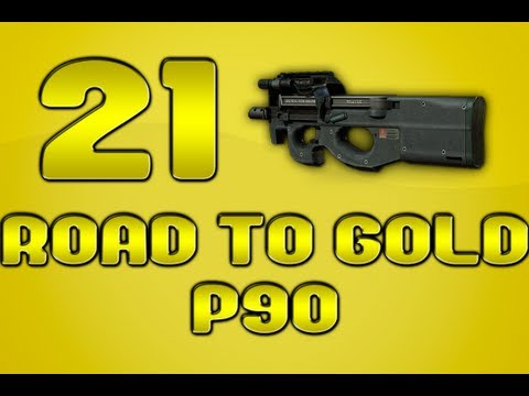Road To Gold P90 - Otra vez NOOO!!