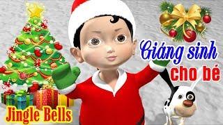 Jingle Bells - Liên Khúc Nhạc Thiếu Nhi Mừng Giáng Sinh Noel 2019 - Nhạc Noel Nhạc Giáng Sinh Cho Bé
