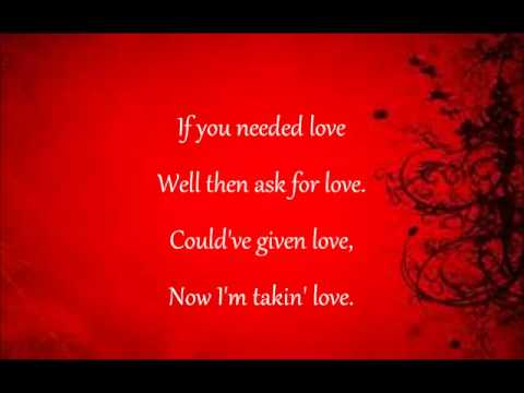 Wake Up Call   Maroon 5 [Lyrics on Screen]