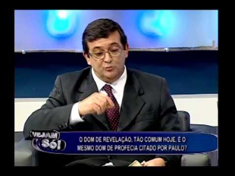 IBR NA TV - O Dom da Revelação