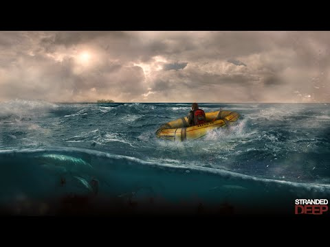 Stranded Deep ..Play Through Part 1 ..Cast Away The Game ..Survival Island