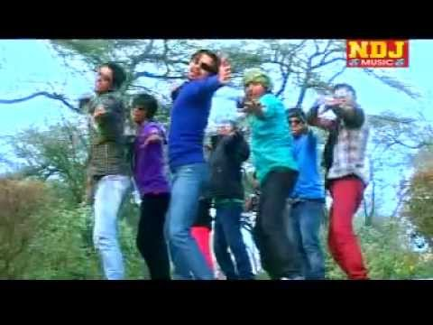 Haryanvi Hottest Sexy Yo Yo Blue Eyes Song  Bara Tikkad Rukka Padgya Ndj Music video