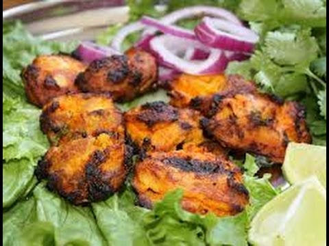 Indian Chicken Tikka