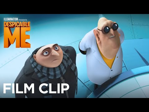 Despicable Me - Clip: Dr. Nefario shows Gru two new inventions