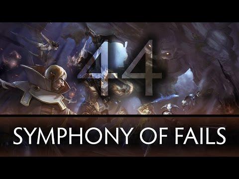 Dota 2 Symphony of Fails - Ep. 44
