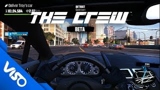 The Crew Beta : Misiones The Initiation & Watch the Paint