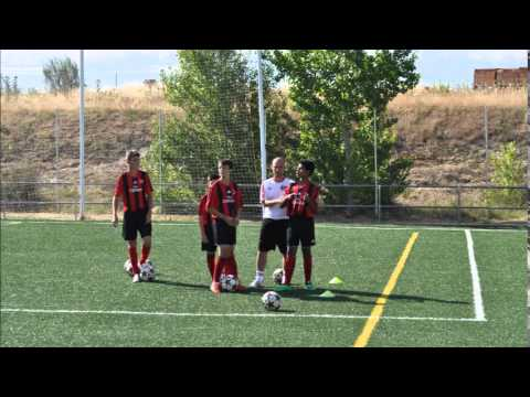 AC Milan Junior Camp Alalpardo 2014