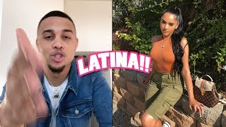WHEN YOU DATE A LATINA!! 😂| KB & KARLA