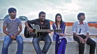 Mon Munia Kande ..Violin Selim with  F A Sumon   1080p Full HD