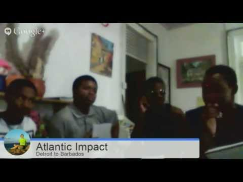Detroit to Barbados Atlantic Impact The Skychi Travel Guide Live