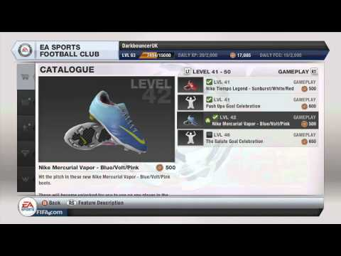 Fifa 13 - New Boots - Nike Boots Update March 2013