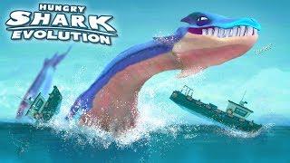 NEW LOCH NESS MONSTER NESSIE!!! - Hungry Shark Evolution