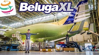 Airbus Beluga XL und A330neo in Toulouse | GlobalTraveler.TV