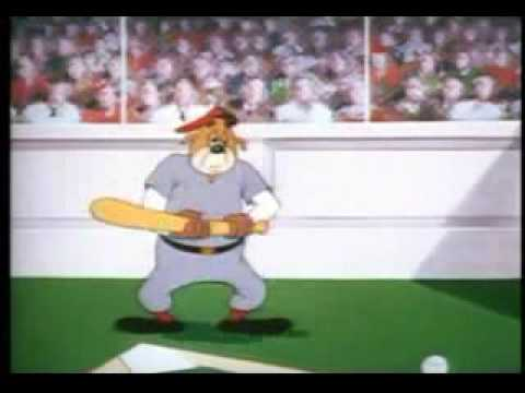 MGM Batty Baseball 1944
