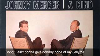Watch Bobby Darin I Aint Gonna Give Nobody None Of My Jellyroll video