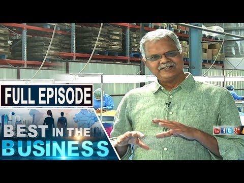 Sresta Natural Bioproducts Pvt Ltd Founder Raj Seelam|Best In The Business |Full Episode |ABN Telugu