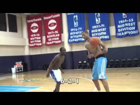 Ty Lawson - Anthony Randolph 1-on-1 Game, Part 2