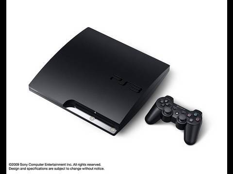 Playstation 3 Slim Unboxing Video