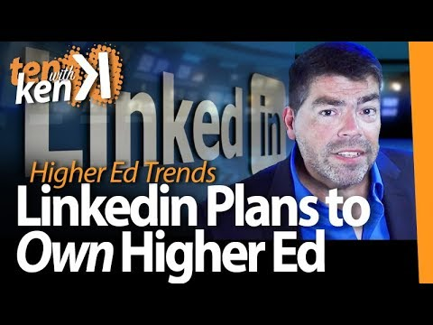 The Big Picture: LinkedIn's Plans for World Domination