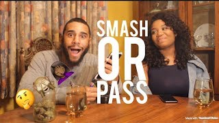 Smash or Pass With My Brother ( Females Only!) Queen Naija VS Parker Mckenna