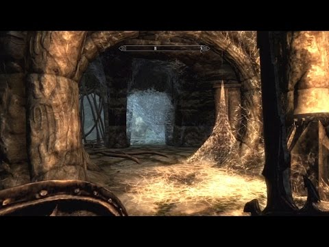 ASMR Let's Play Skyrim Part 4 (PS3) - Of Camilla & Bleak Falls Barrow