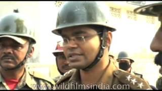 Download Police clash with students demanding Saraswati Puja in closed Bengal school 3Gp Mp4