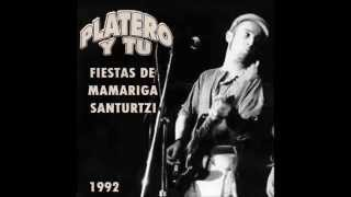 Watch Platero Y Tu Imanol video