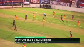 Show de Goles - Torneo Federal Regional Amateur - 27/01 (Parte I)