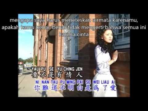 ching jen te yen lei (lirik dan terjemahan)