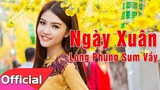 Ngày Xuân Long Phụng Sum Vầy - Sáng tác: Quang Huy [Karaoke Beat MV]