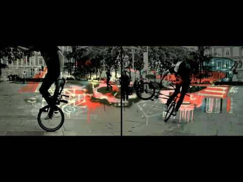 BMX SLOWMOTION - art core HD - Matthias Dandois -