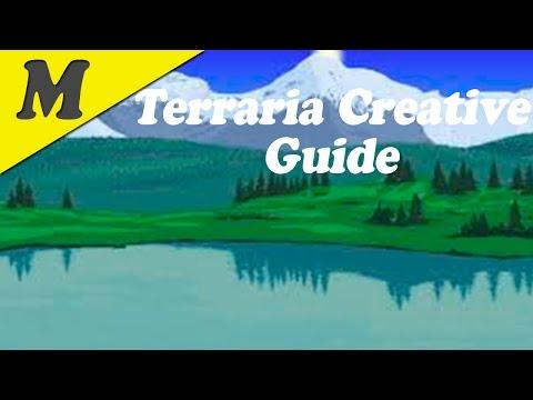 TERRARIA 1.2.4.1 CREATIVE MOD TUTORIAL - GAMEIKI MOD