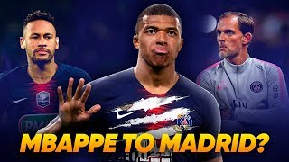 Has Kylian Mbappe Confirmed His PSG Exit This Summer?! | Euro Round-Up