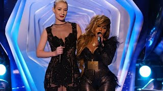 Lil' Kim & Iggy Azalea present 'Best Hip-Hop Video' - VMA 2013