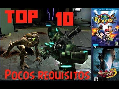 Top 10 Juegos De Pocos Requisitos Para Para Pc 2016 #1
