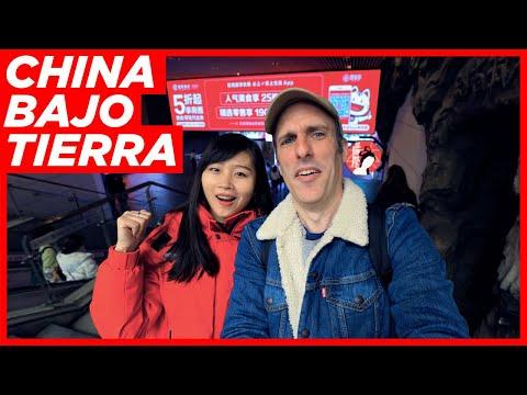La NUEVA INFRAESTRUCTURA SUBTERRÁNEA de CHINA | Jabiertzo