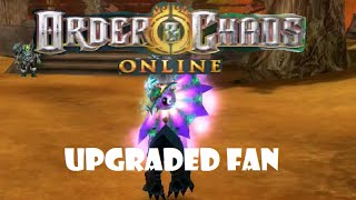 Enlightened Fan of Prophecy (Scanner Weapon Upgrade): Order and Chaos Online 2.7.0