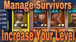 New Update - How To Increase Your Power Level & Manage Your Survivor Squads Fortnite STW