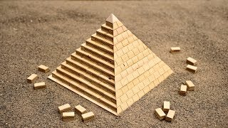 How I Would Build The Great Pyramids