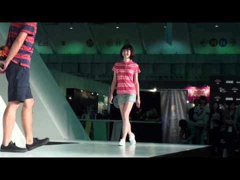 20131016蘇暐淇 台北魅力展機能紡織品服裝秀