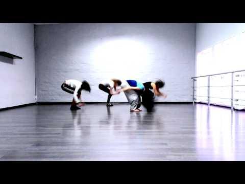 InnaShow \ E-dance studio \ contemporary \ The XX - Together