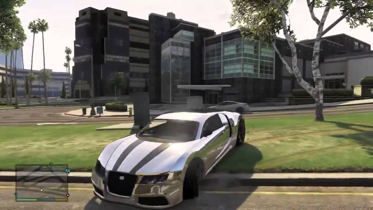 gta v bugatti veyron super car gameplay hd youtube. Black Bedroom Furniture Sets. Home Design Ideas