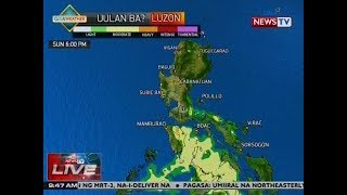 NTVL Weather update as of 947 a.m. Oct. 21, 2018