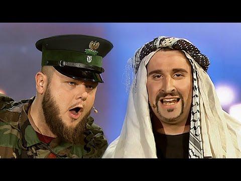 Kabaret Chyba - Uchodźcy