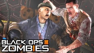 Black Ops 3 Zombies - The Giant - Airplane from Mob of the Dead! (Black Ops 3 Zombies Gameplay)