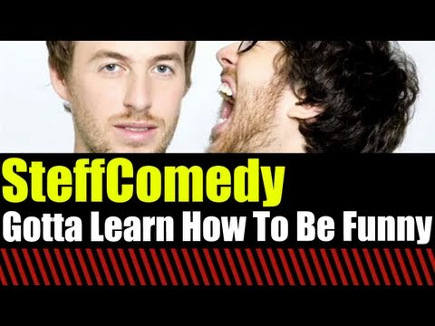 Gotta Learn How To Be Funny (Jake and Amir)