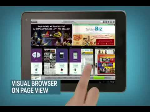 Inquirer Tablet Android