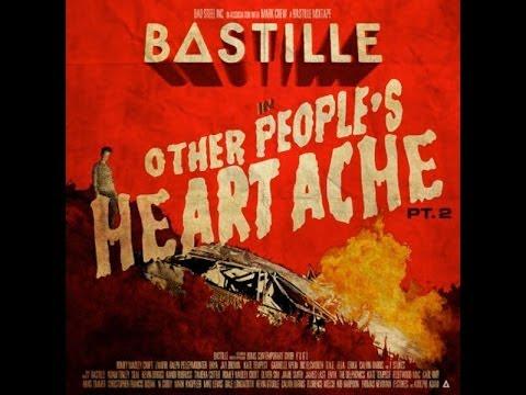 No Angels - Bastille ft Ella (Lyrics on screen)